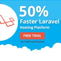 Faster Laravel Hosting