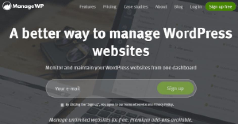manage wp