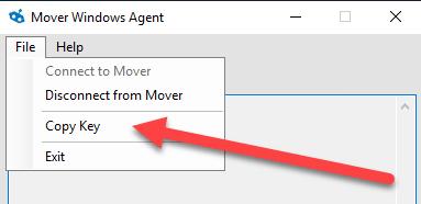 Homelaufwerke zu OneDrive for Business migrieren - Credentials kopieren