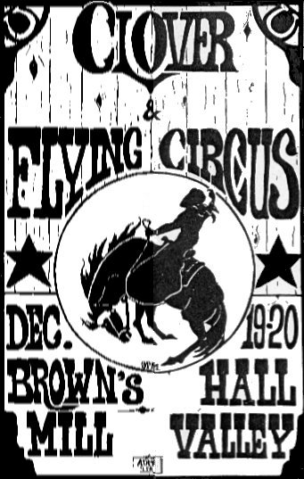 Clover/Flying Circus