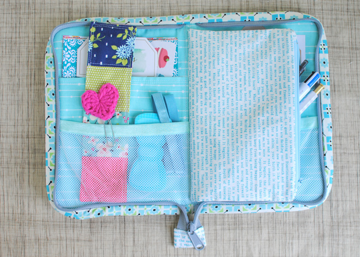 Flora Supply Case Sew Along :: Introduction #florasewalong