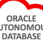 Oracle 18c : An Autonomous Database