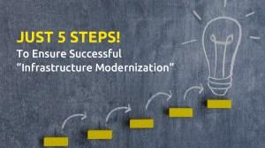 Infrastructure Modernization