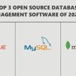 Top 3 open-source database management software of 2021-22