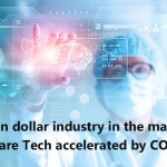 A Trillion dollar industry in the making – Healthcare Tech accelerated by COVID-19