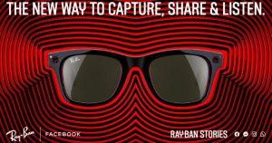Facebook Ray-Ban Stories