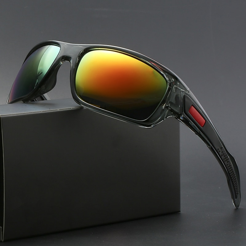 Men Anti-ultraviolet for Driver Driving Sports Sunglasses CLOVER JEWELLERY