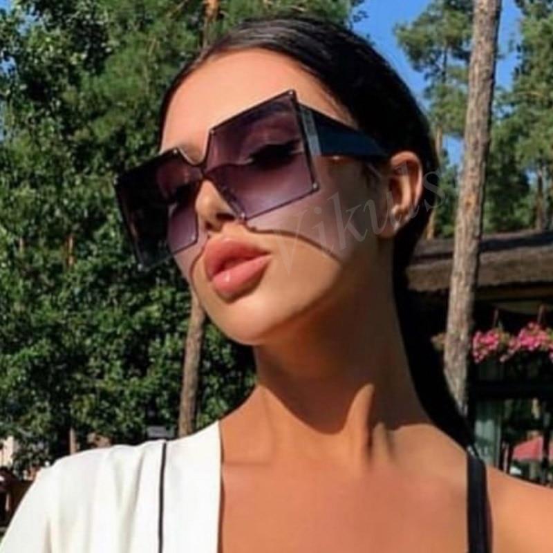 Fashion Square Sunglasses for Women CLOVER JEWELLERY