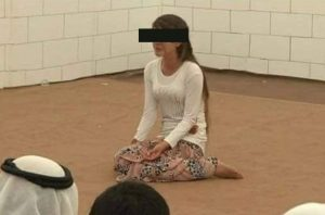 Underage girls sold in an ISIS sex slave auction