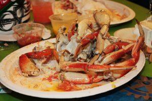 Crab fedd photo 1