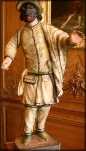 Brighella- one of the Zanni of the commedia dell'arte