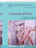 Commedia Dell'Arte: Source guide by Thomas Heck