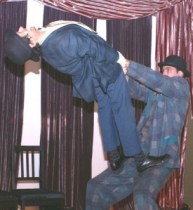 TenWest doing Acrobatics