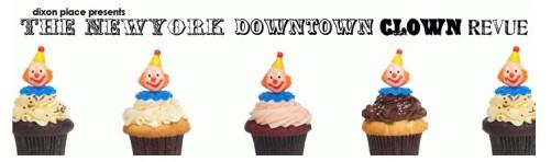 New York Downtown Clown