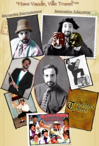 """Many faces of Vincenzo """"Enzo"""" Tortorici"""
