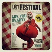 Red Bastard was the hit of the Edinburgh Festival