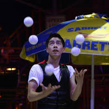 Ty Tojo, 15 year old juggling sensation