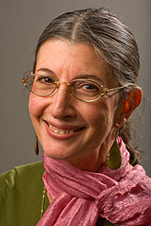Julie Goell headshot