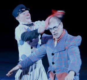 American Theatre Clowning Documentary features Brent McBeth and Joel Jeske