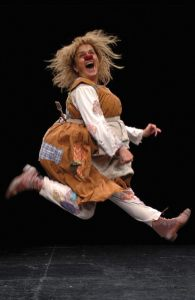 Gardi Hutter is a proposed artist at the Edinburgh Clown Festival