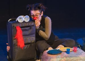 Saras Feijoo is a proposed artist at the Edinburgh Clown Festival