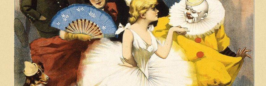 Virtual Vaudeville Poster