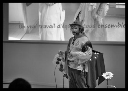 Uonam et Belle Lurette en conférence-spectacle