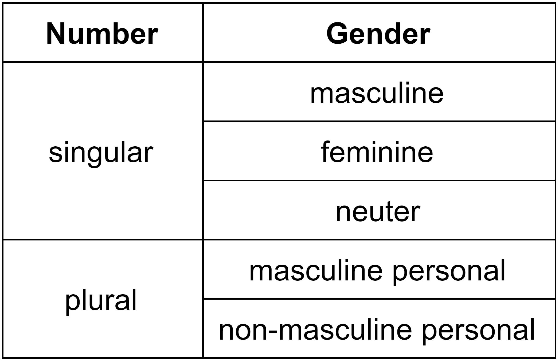 Understanding Polish Adjectives
