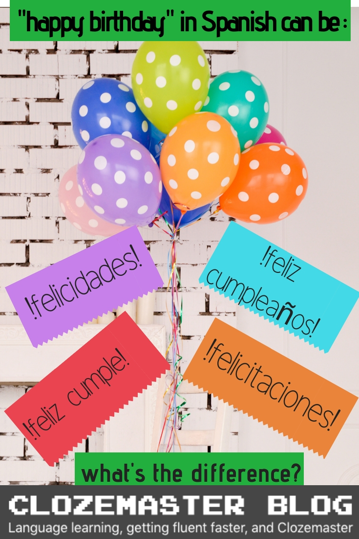 How To Say Happy Birthday In Spanish Useful Phrases And Traditions