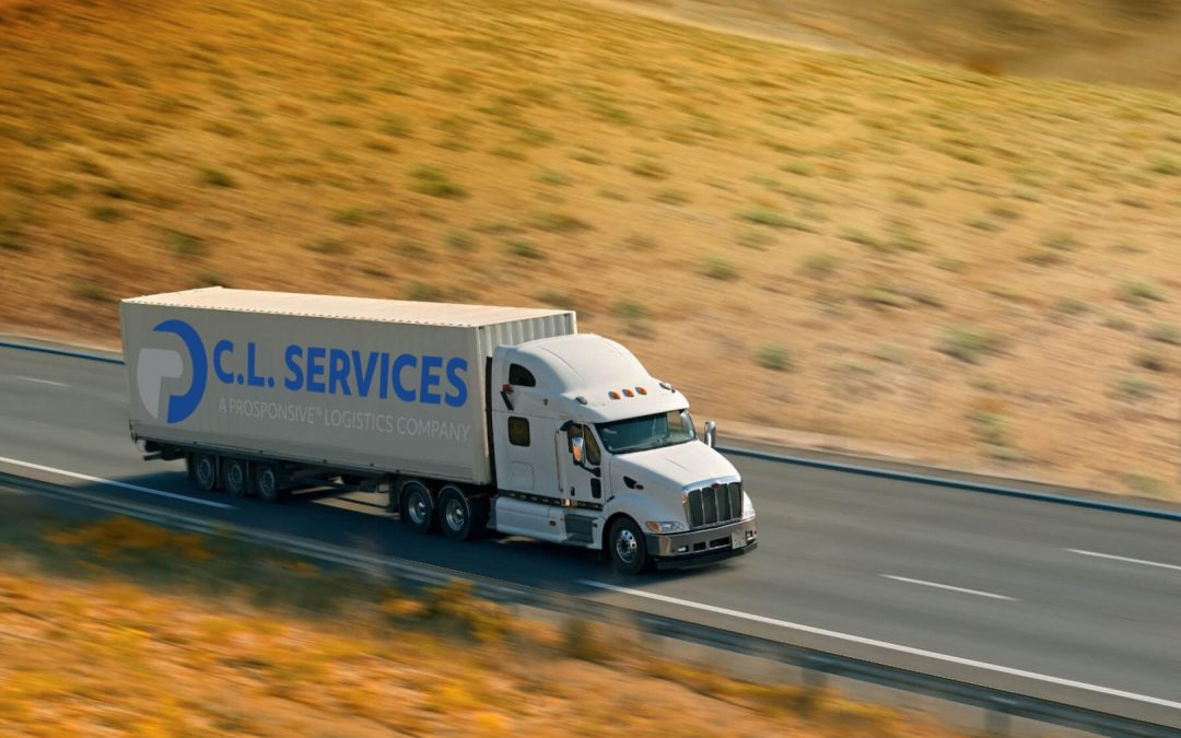 C.L. Services Named Top 100 3PL in America