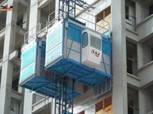 Passenger hoist CLSJ HOIST