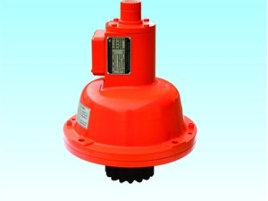 The SAJ 50/40 Safety Device for Construction Hoist