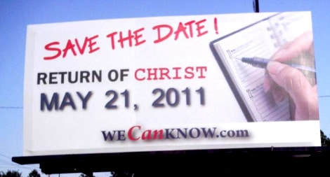 is Jesus coming back?