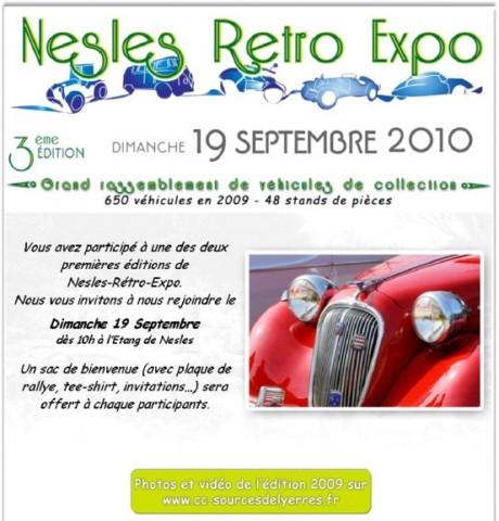 Nesle Retro Expo