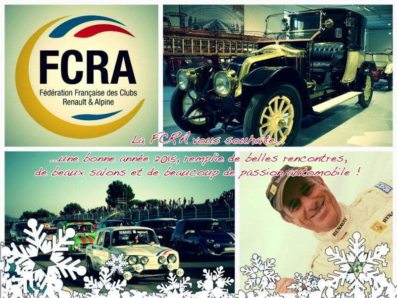 voeux FCRA 2015