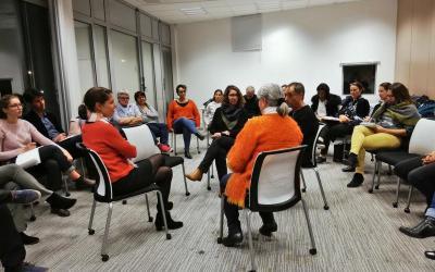 MardiMeetUp du 06/11/2018 – Le fishbowl ou comment faire mentir Georges Brassens