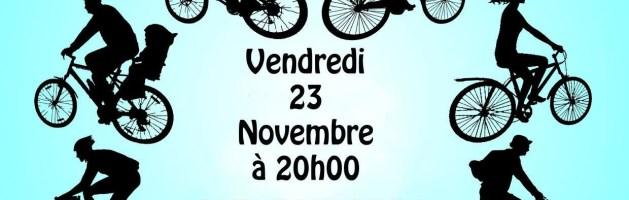 Une réunion d'information sur l'avenir du Vélo