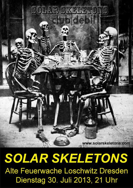 Solar Skeletons