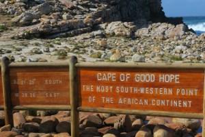 Vino Sudafricano al Capo di Buona Speranza