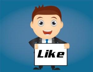 like nei social media