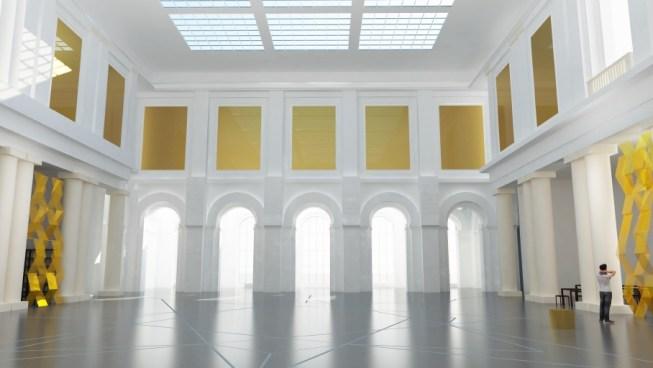 Atrium rénové