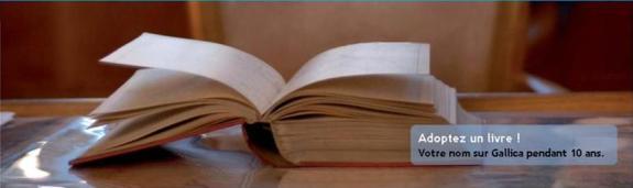BNF adopt livre