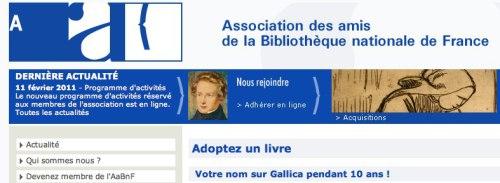 BNF adopter-un-livrebienvenue-sur-le-site-des-amis-de-la-bnf-adoptez-un-livre