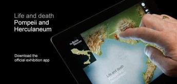 British Museum app pompeii