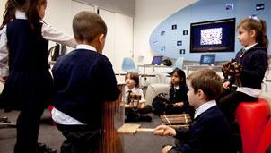 British Museum digital center 4