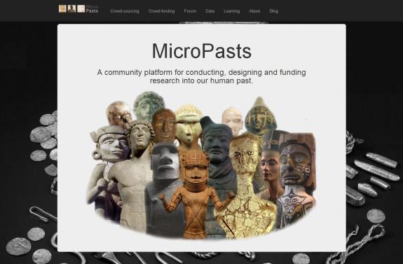 British Museum micropasts