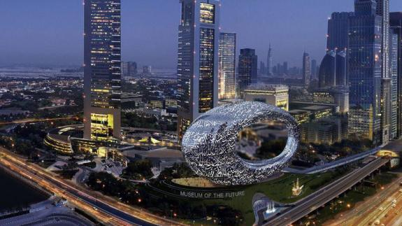 Dubai future museum 3