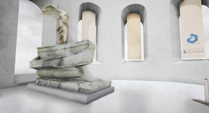 Galerie virtuelle Victoire de Samothrace