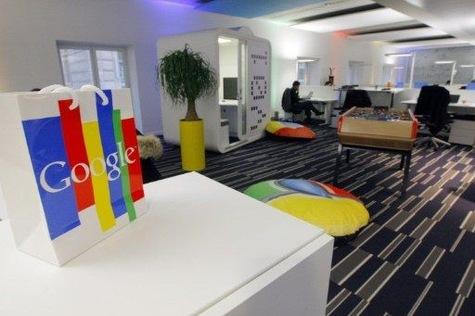 Accueil google office photo glassdoor