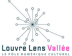 Louvre lens vallée logo